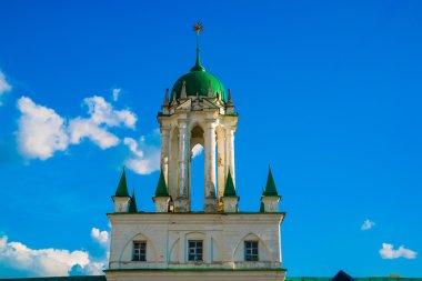 Spaso-Yakovlevsky monastery in Rostov the Great, Russia.