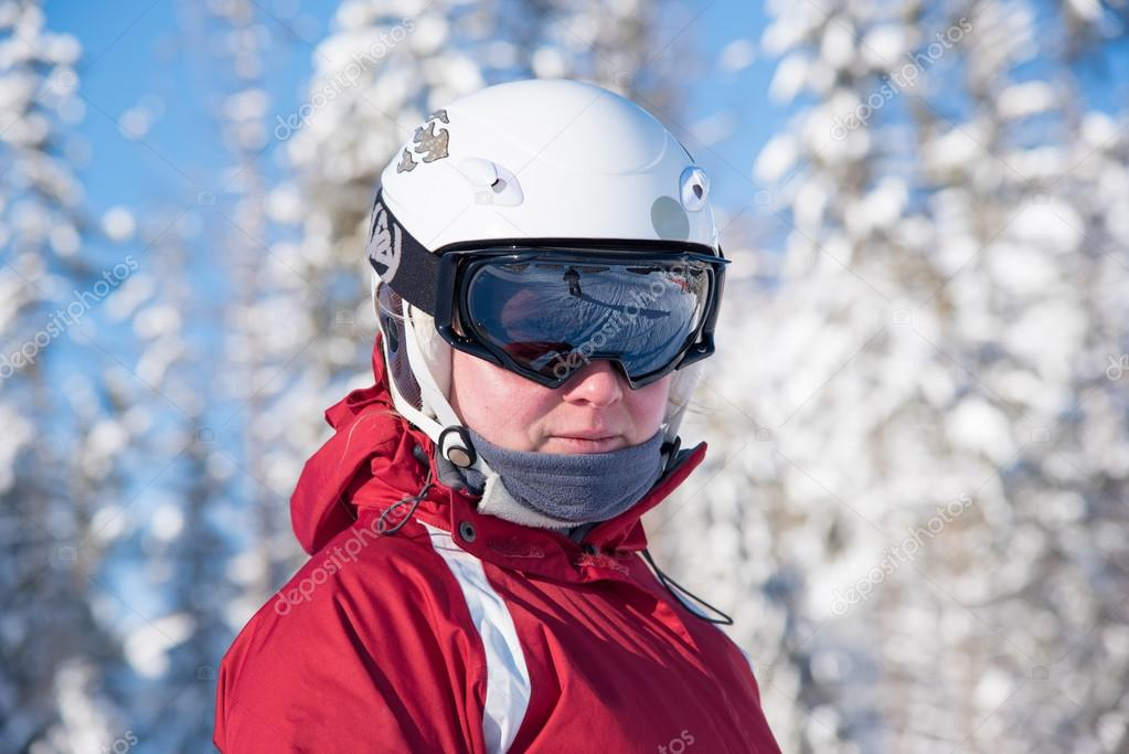 55a3315717d Young skiing woman wearing black goggles