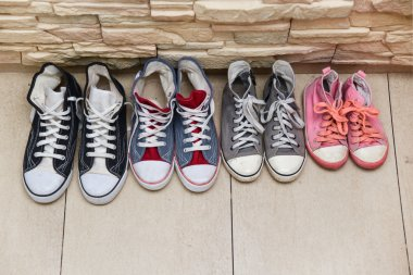 Familiy sport shoes