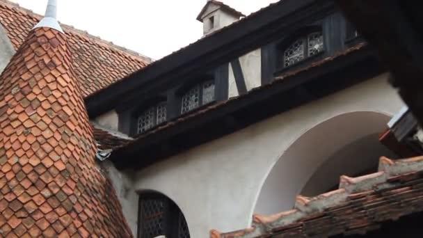Romania. Bran. Castello di Dracula. Cupola