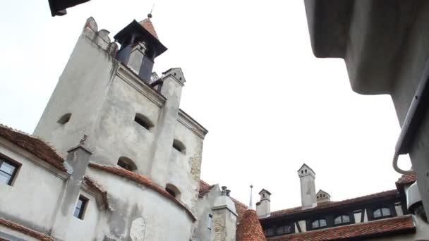 Romania. Bran. Dracula castle.