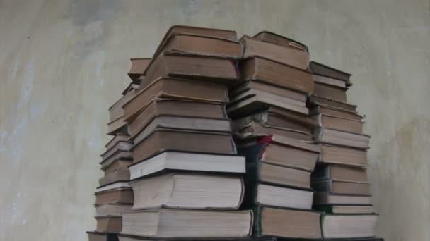 Knihy 1. mov