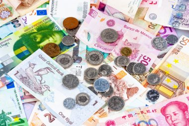Cash in the Third World and Europe