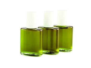 Hemp Massage oil in the bottle