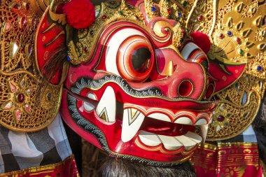 Close Up Balinese Barong
