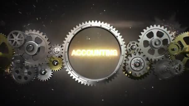 Connecting Gear wheels and make keyword,  ACCOUNTING (included alpha)