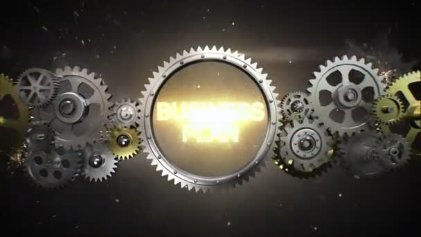 Connecting Gear wheels and make keyword,  Business plan (included alpha)