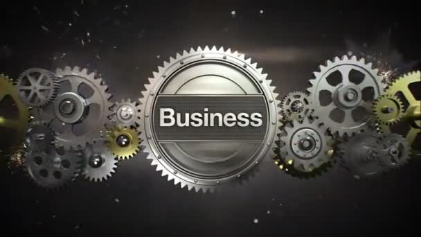 Connecting Gear wheels and make keyword,  Business (included alpha)