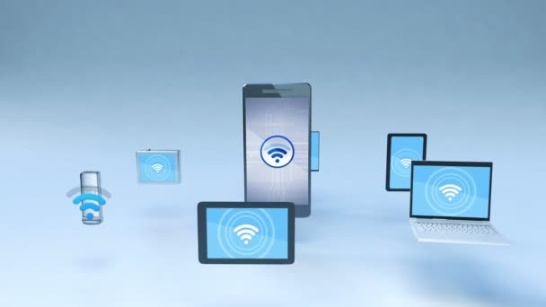 Smart share function with ubiquitous mobile device concept(included 2 Alpha)