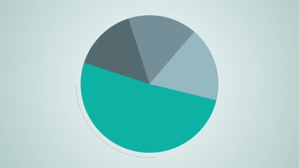 Circle Diagram For Presentation Pie Chart Indicated 70 Percent