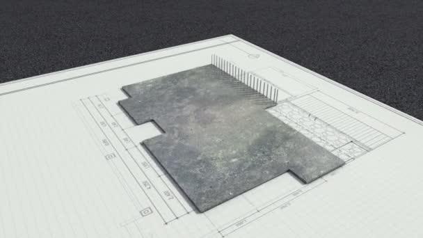 architektonické kreslení změnil trojrozměrný dům