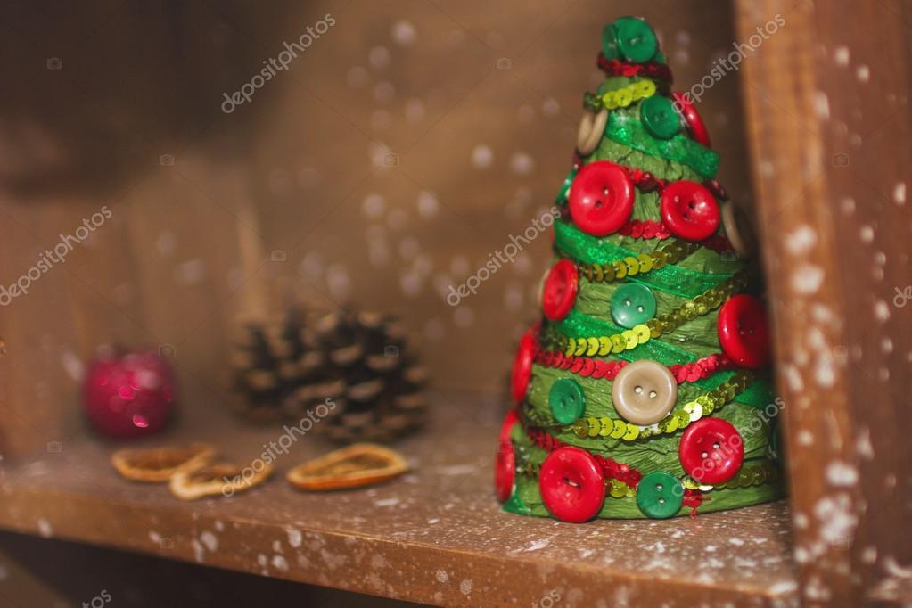 Dekoracje Na Boże Narodzenie Ręcznie Robione Choinki