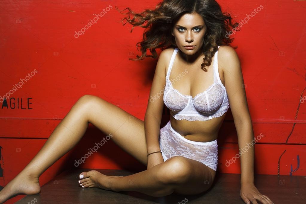 Sexy girl perfect body