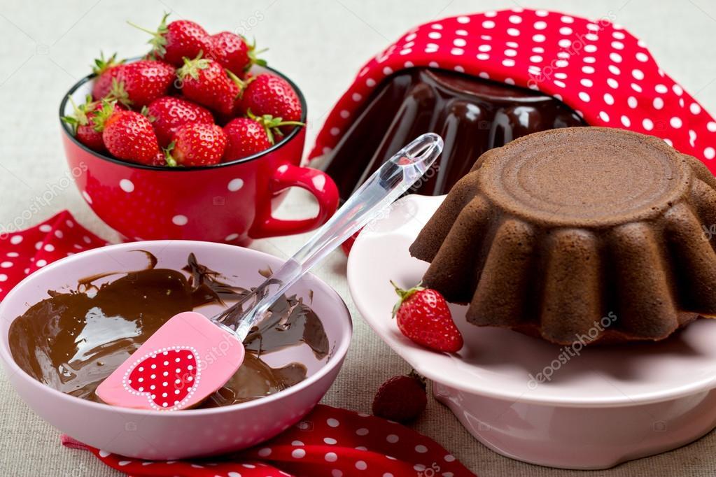 dekorera med choklad