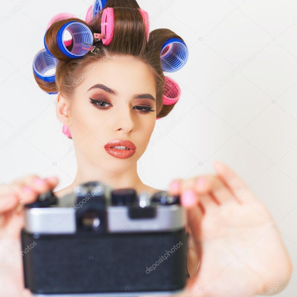 Как сделать фото где много самого себя