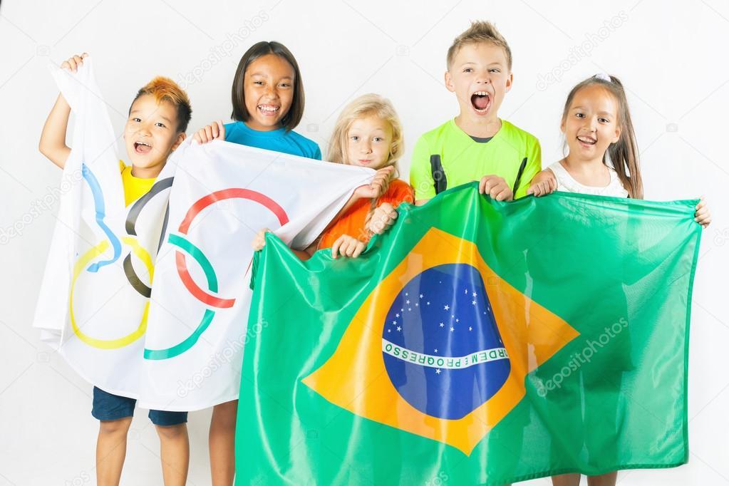 Olympic Games. Rio de Janeiro 2016 Brazil.