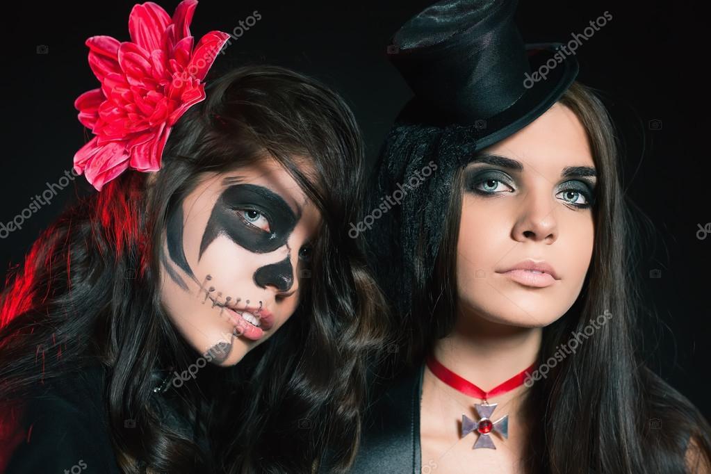 Vampire girl Hot goth