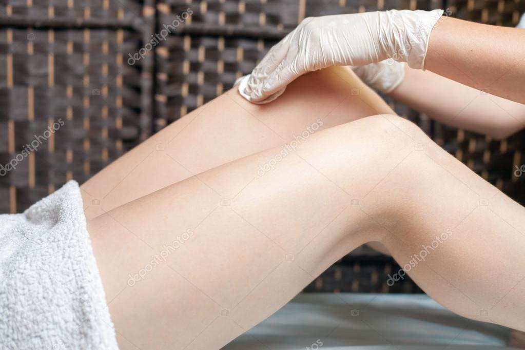 epilation aisselle temps