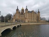 Schloss in Schwerin in Germanien