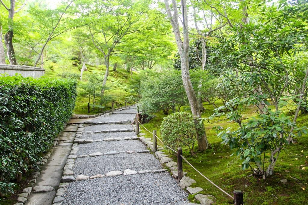 Arashiyama Temple, Japan