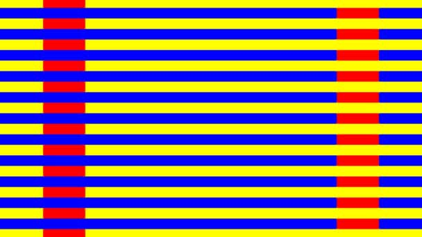 Kvázi különböző színű vonalak