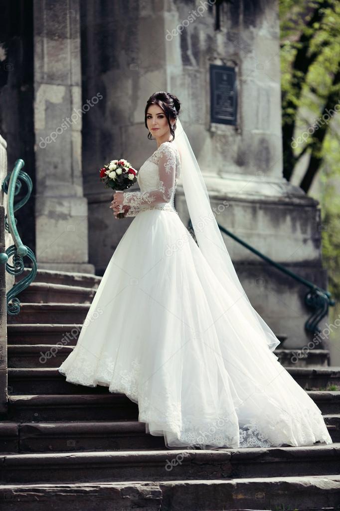 Фото кросивые и сексуальные невесты