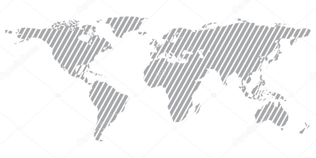 Gray similar world map world map blank world map vector world gray similar world map world map blank world map vector world map flat world map template world map object world map eps world map infographic gumiabroncs Images