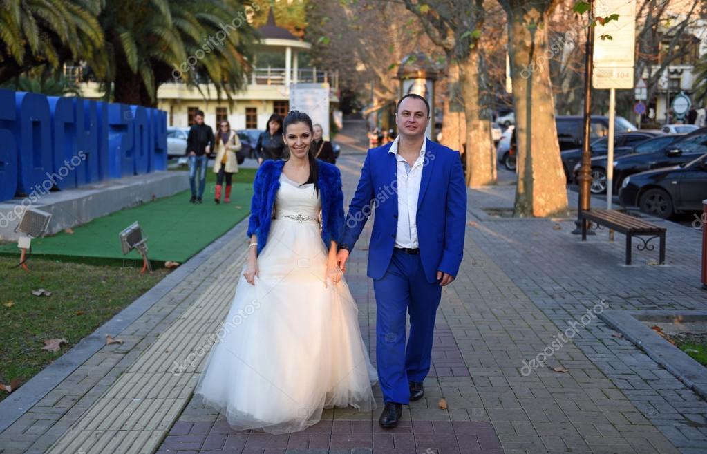 Matrimonio In Dicembre : Matrimonio a dicembre u foto stock am