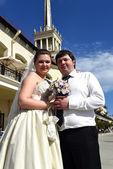 Fényképek Egy tavaszi esküvő
