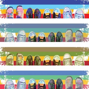 Sneakersabstract