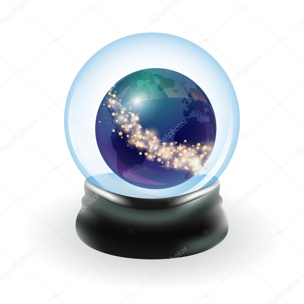 snow globe template stock vector bobevv 91588998