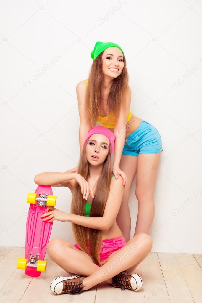 söt lesbiska röret