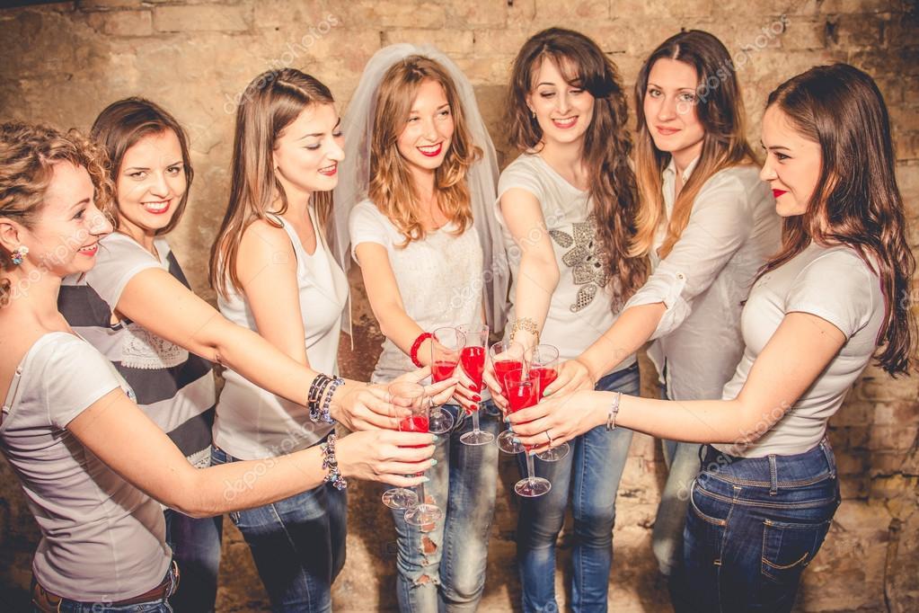 Bachlorette party girls — photo 1