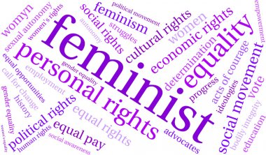 Feminist Word Cloud