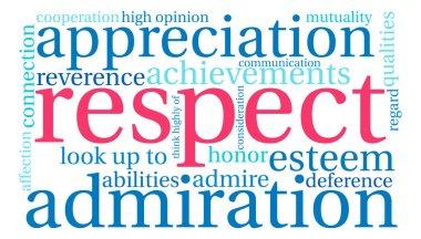 Respect Word Cloud