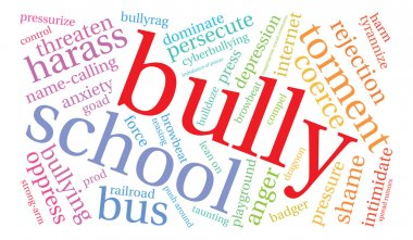 Bully Word Cloud