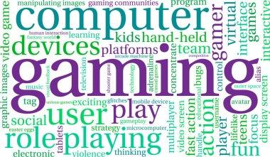 Gaming Word Cloud