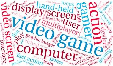 Video Game Word Cloud