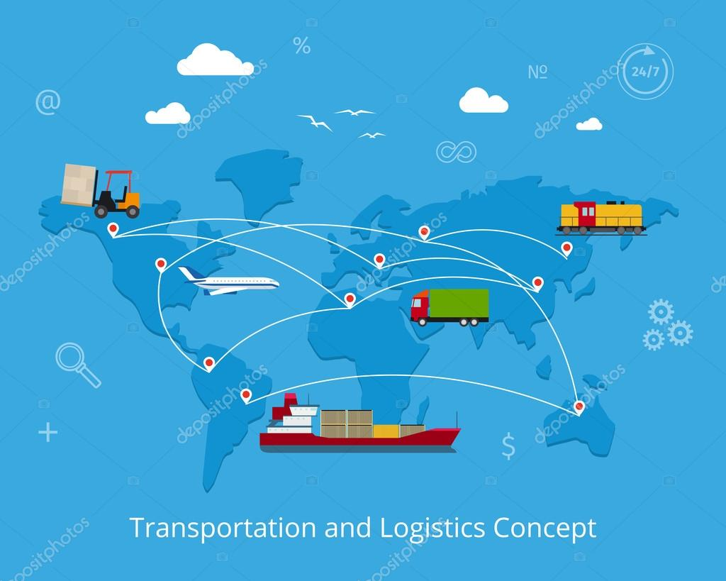 trends in maritime transport and port development in the context of world trade