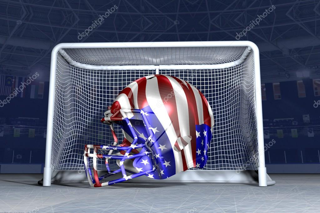 Photos Hockey Hd Usa Hockey Nhl Game 3d Images Stock Photo C Darqdesign 70755711