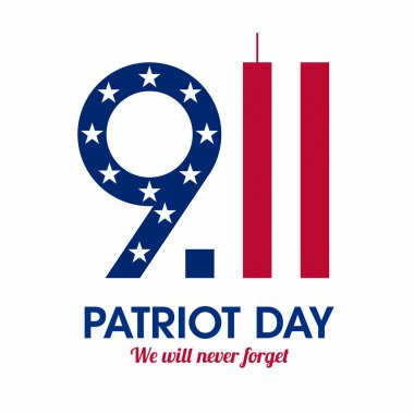 USA Patriot Day poster.