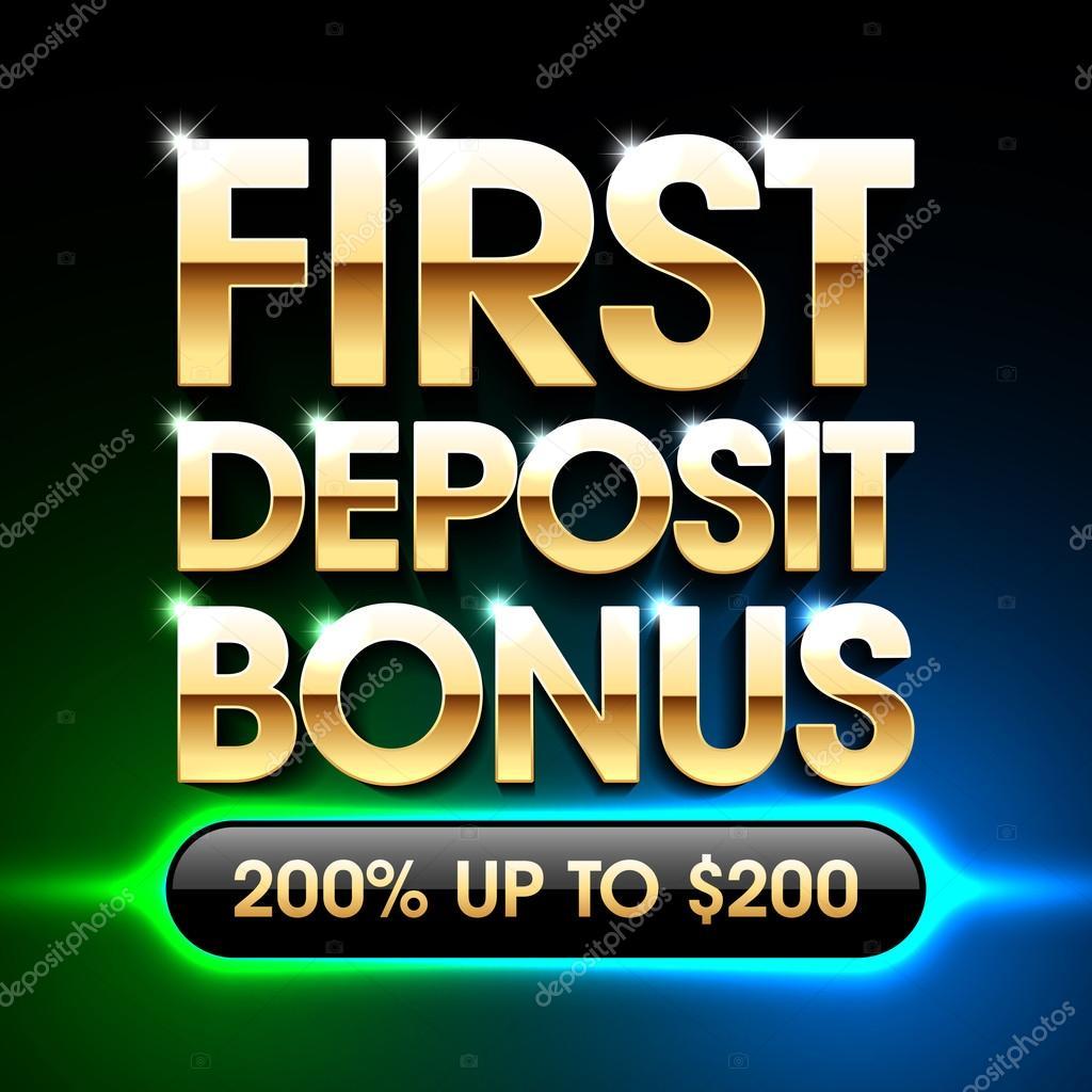 First Deposit Bonus Uk