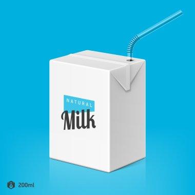 Milk or juice package