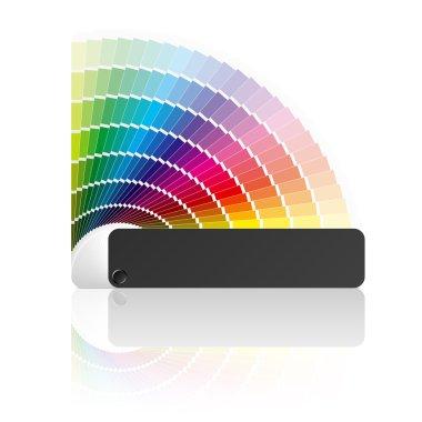 Color palette guide