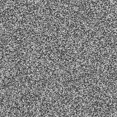 TV noise seamless texture