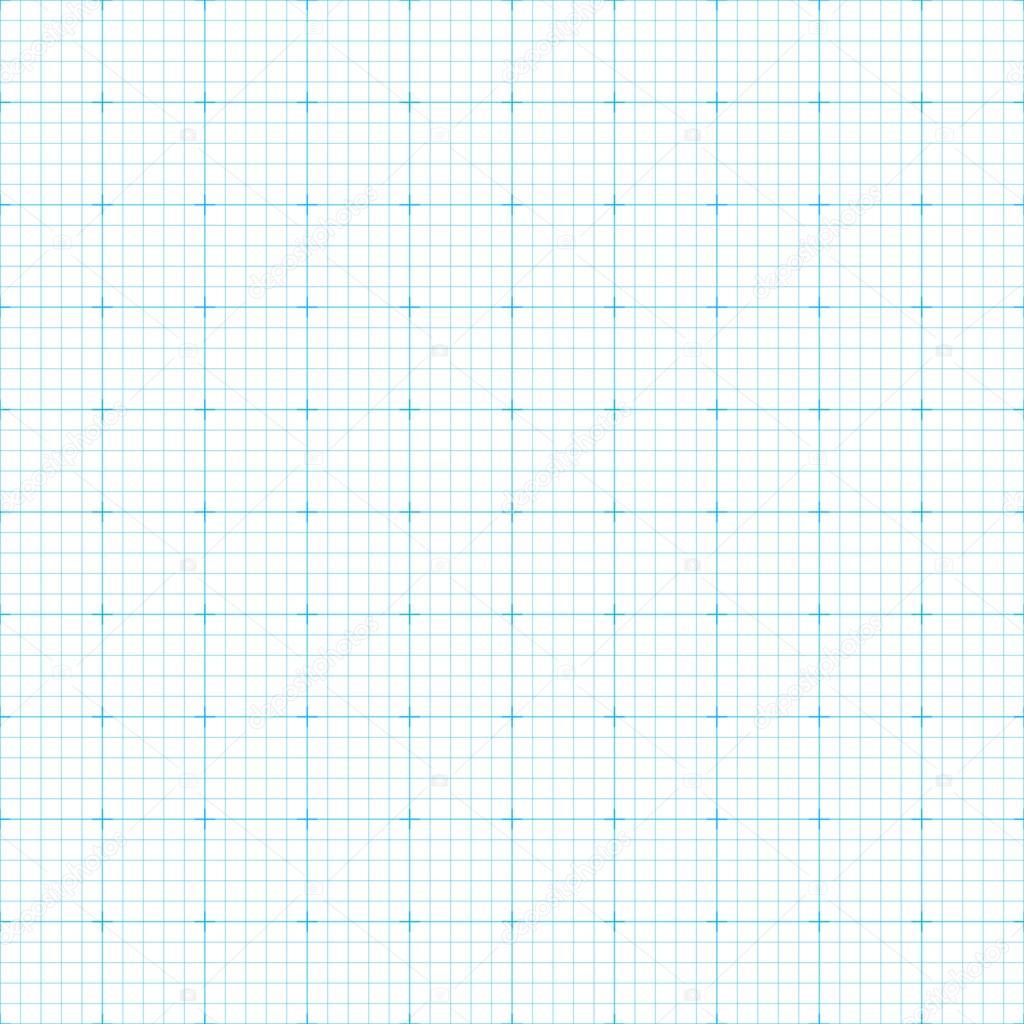 Graphique Papier Millim 232 Tre Image Vectorielle Alhovik