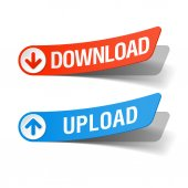 Download a upload popisků