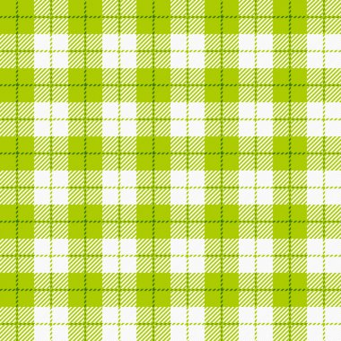 Seamless Checkered tablecloth.