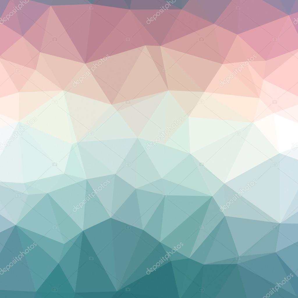 Abstract Geometric Background Polygonal For Use In Design Card Printing Poster And Other Projects