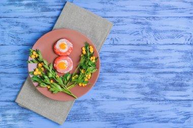 Eggs of quail eggs